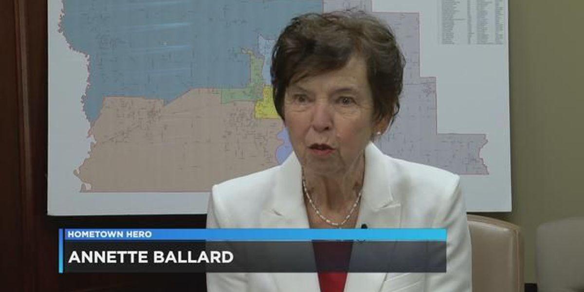 Hometown Hero: Annette Ballard
