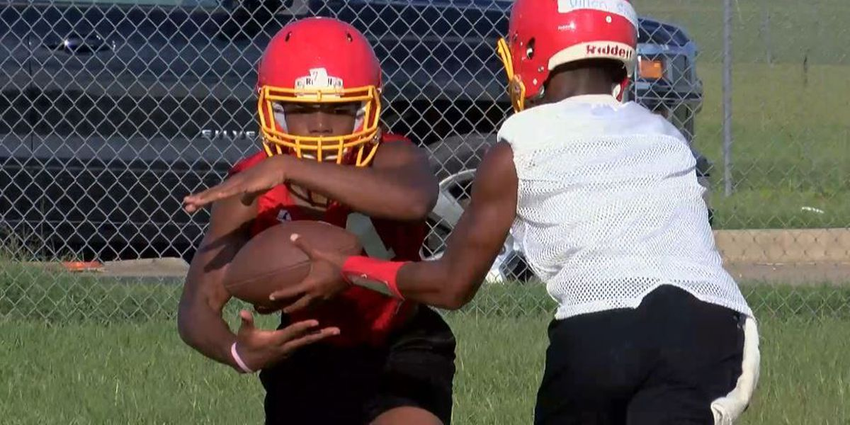 TDL: Two-A-Days - Lake Charles College Prep Trailblazers