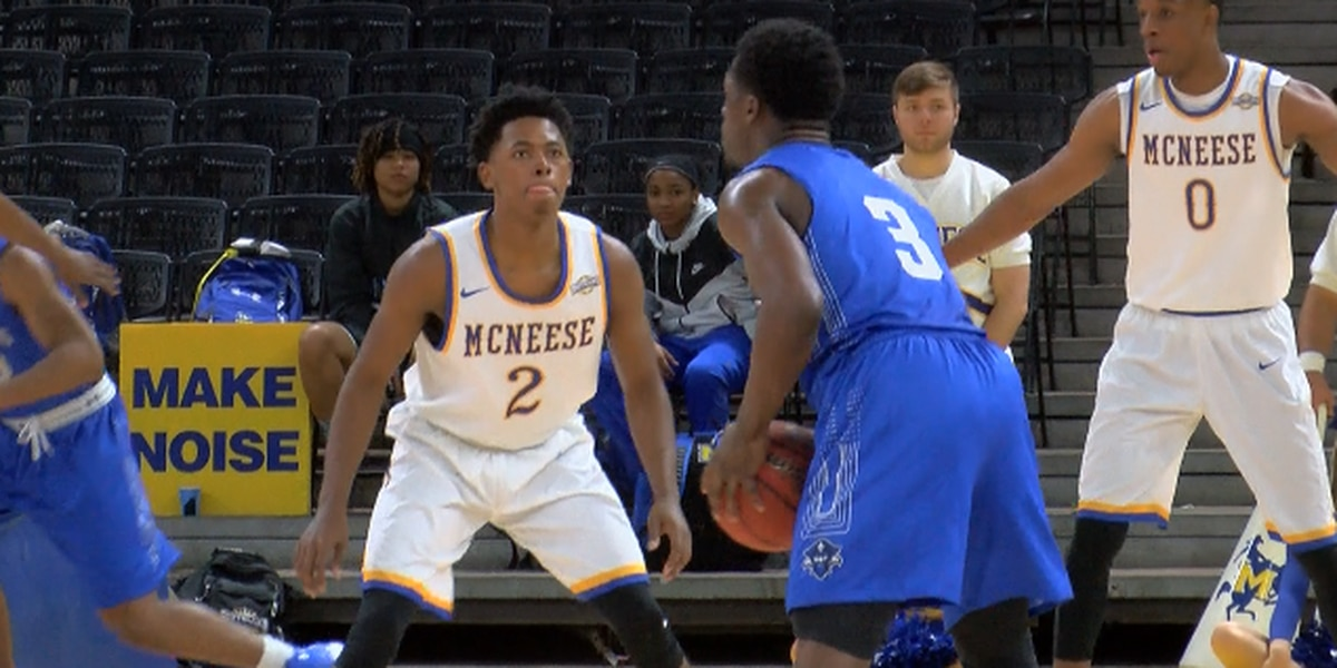 McNeese Loses Overtime Thriller to Defending Champ New Orleans