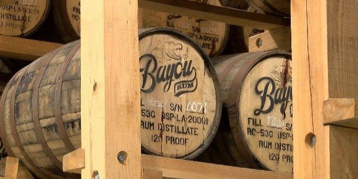 $6 million expansion happening for Bayou Rum