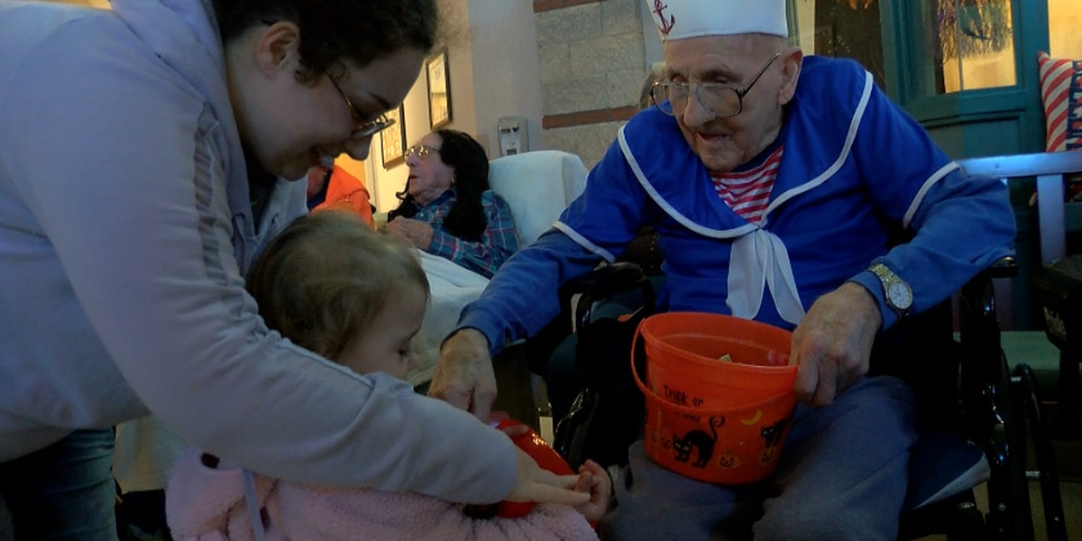 3rd Annual Trick or Treat with the Veterans at Southwest Louisiana Veterans Home