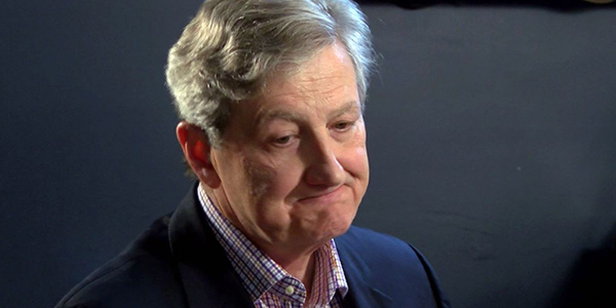 Sen. John Kennedy says he will not run for governor in 2019