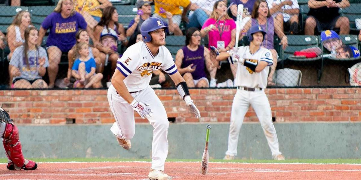 No. 1 LSUE soars to title series with 10-1 win over NOC-Enid
