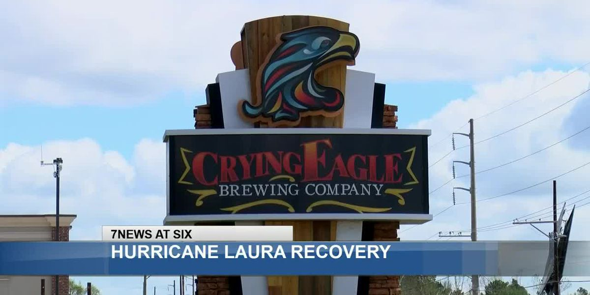Crying Eagle Brewery speaks on damage and reopening on Sept. 15