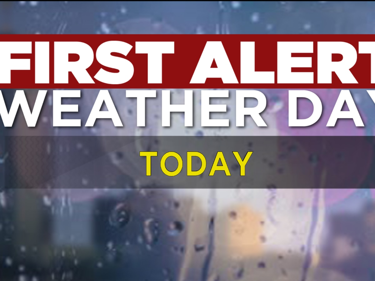 LIVE WEATHER BLOG: Tracking storms in SWLA