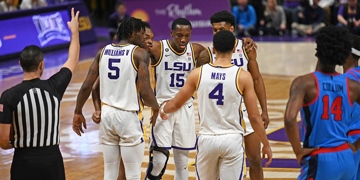 LSU jumps to No. 18 in latest AP Top 25 Poll