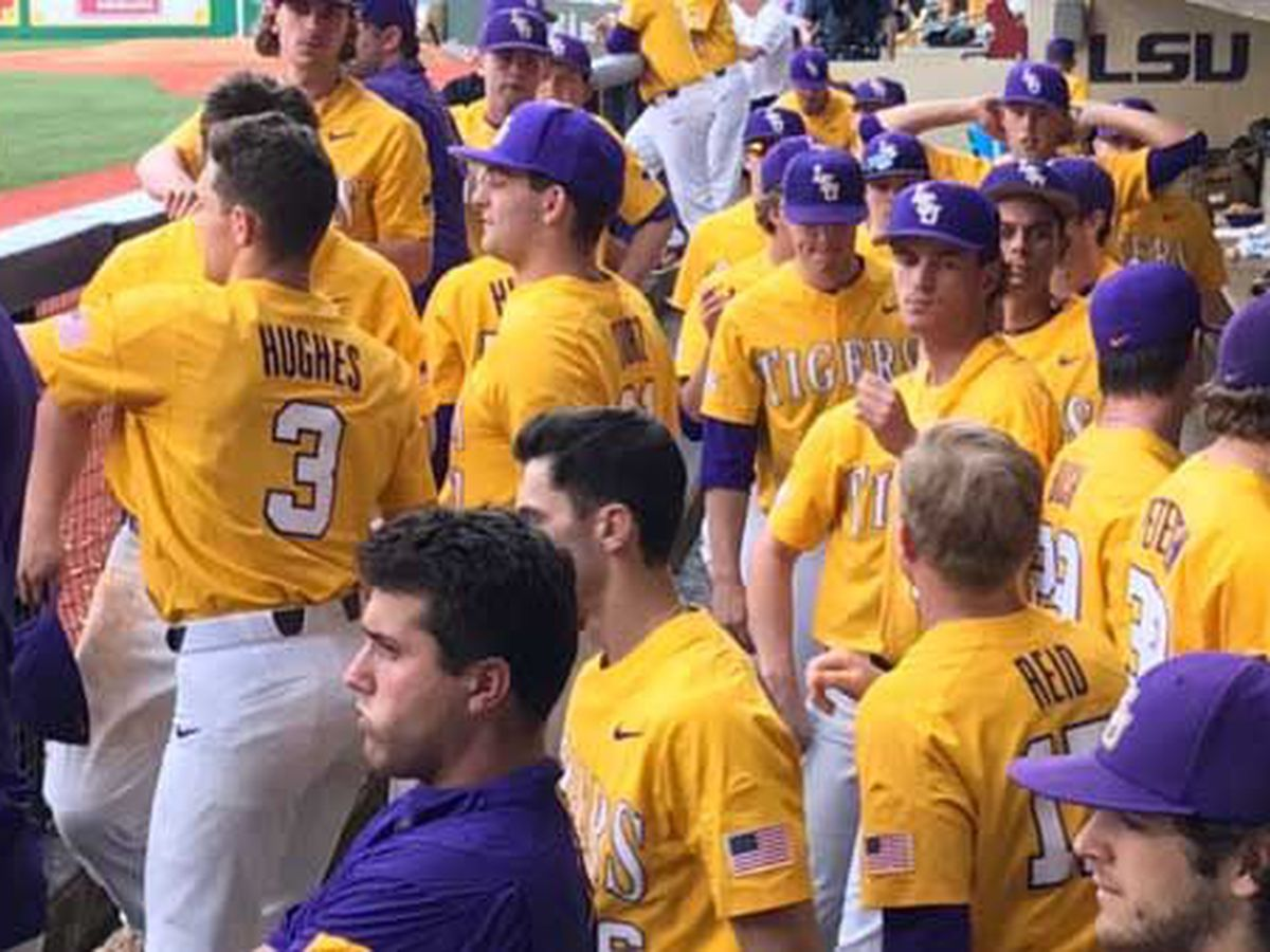LSU tops preseason college baseball poll