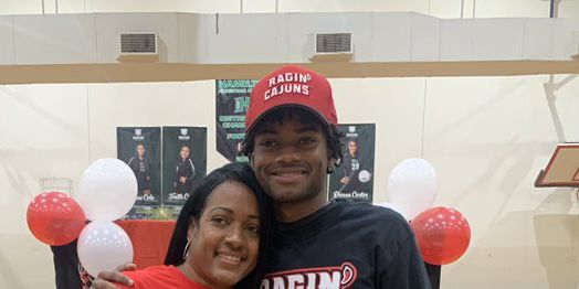 Hamilton Christian point guard Michael Thomas signs with UL Lafayette
