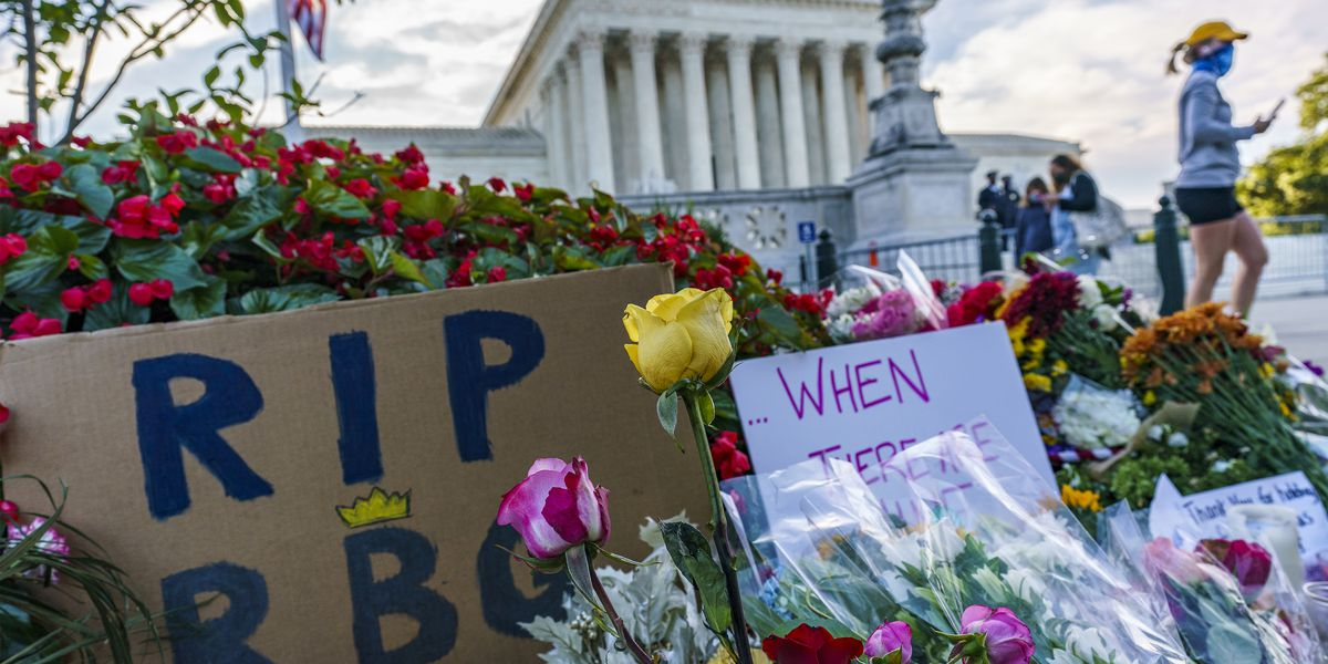 LIVE: Thousands expected to honor Ginsburg at Supreme Court
