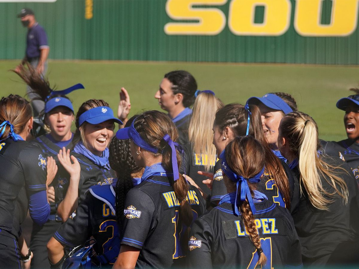 Cowgirls advance to SLC Tournament Championship Game