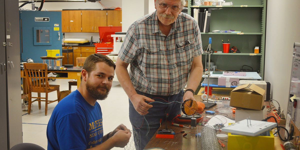 McNeese student receives NASA funded internship