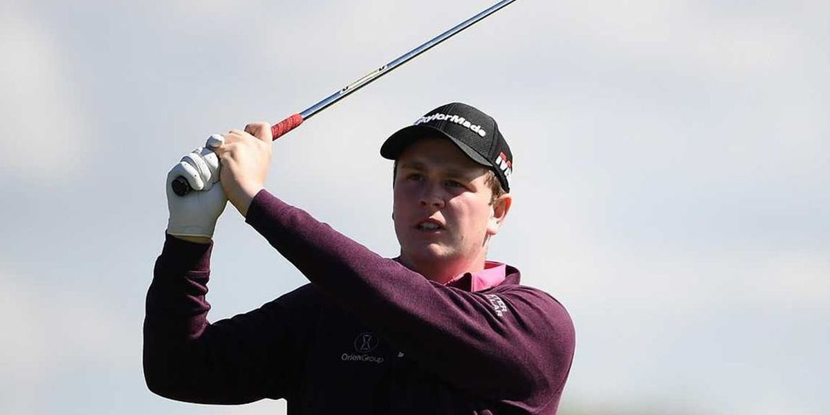 Former Cowboy golfer Robert MacIntyre named European Tour Rookie of the Year