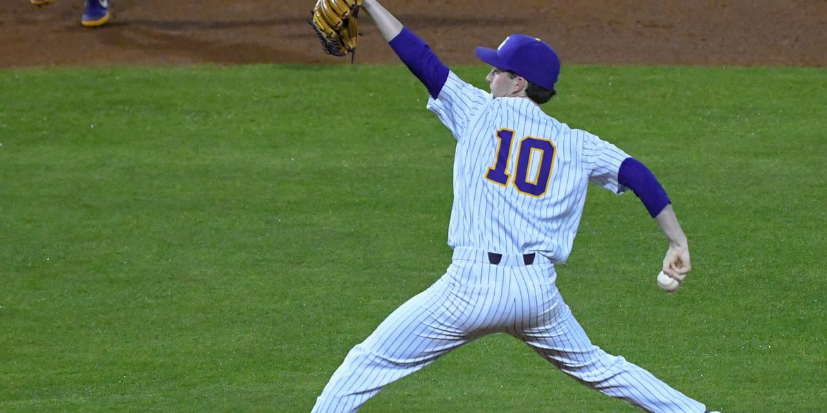 No. 1 LSU too much for Southern in 17-4 win