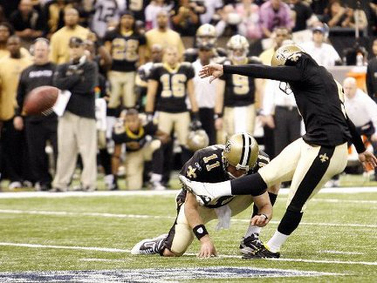 Three Saints reminisce about '09 NFC Championship game