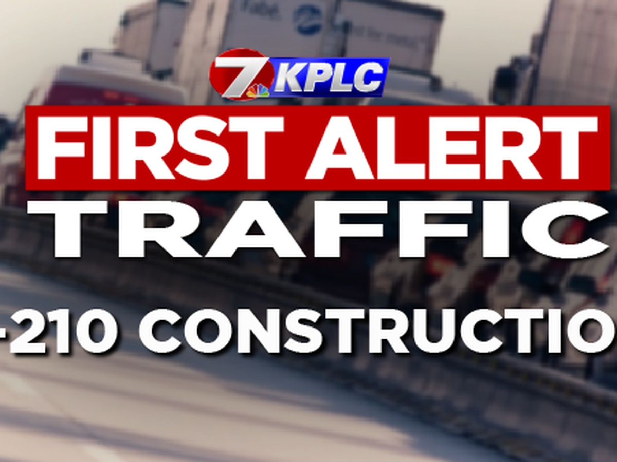 Nighttime eastbound 210 closures planned tonight through Thursday