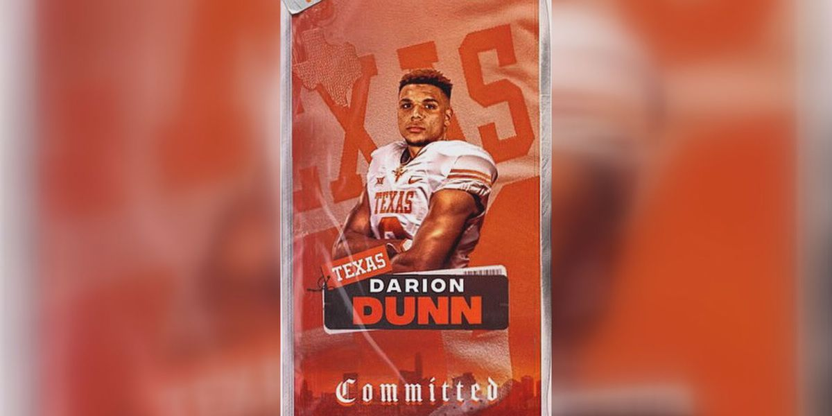 Oakdale alum Darion Dunn flips commitment to Texas on National Signing Day