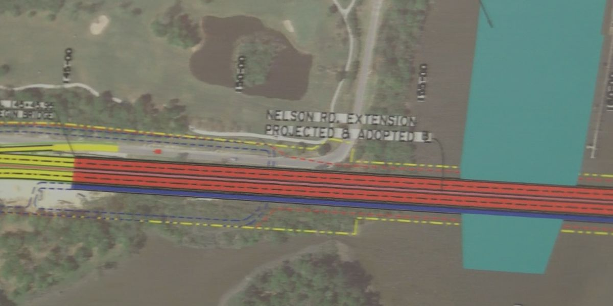 Bids for Contraband Bayou Extension Project to go out this Fall