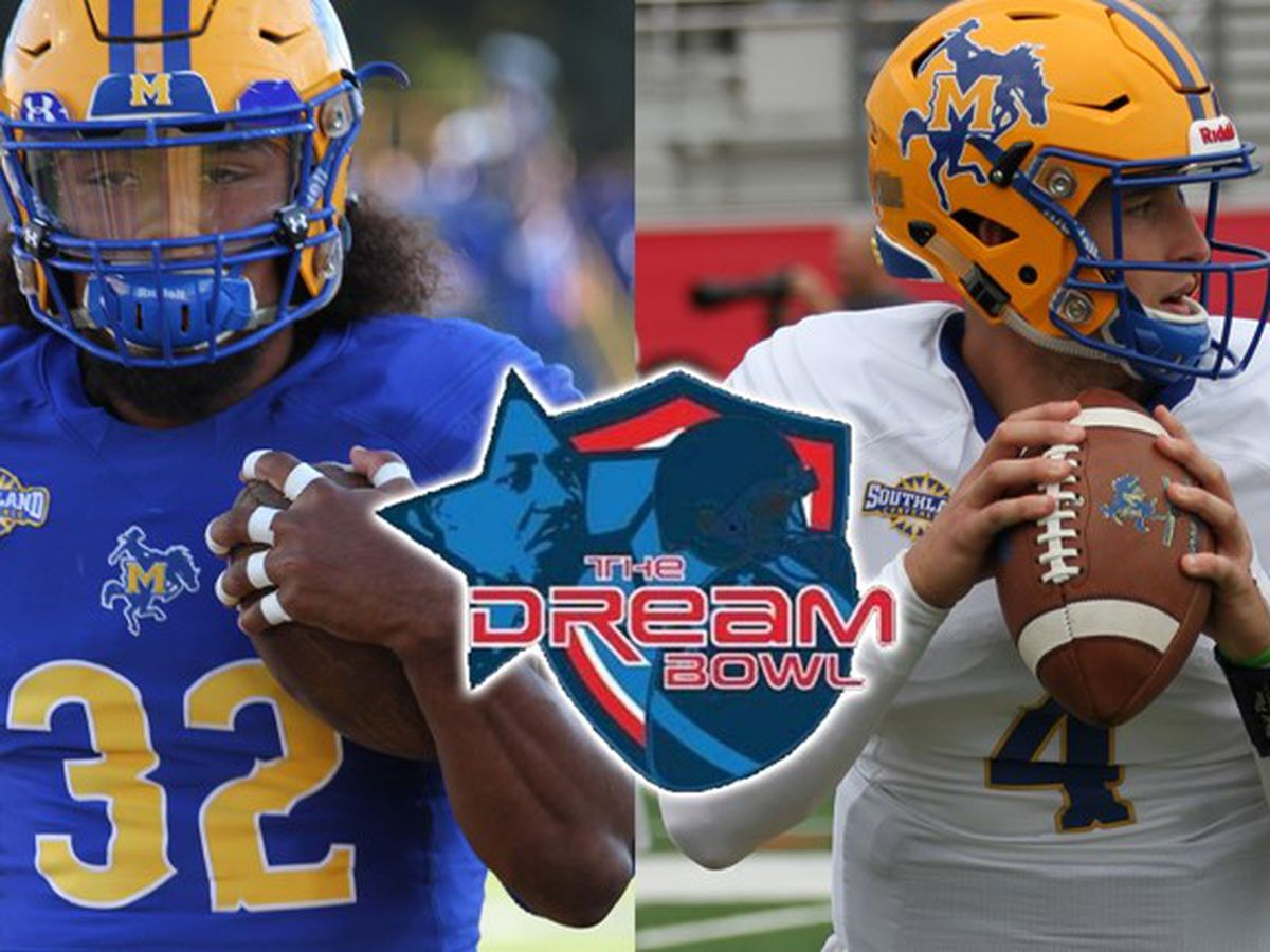 McNeese's Hamm and Tabary accept invite to Dream Bowl