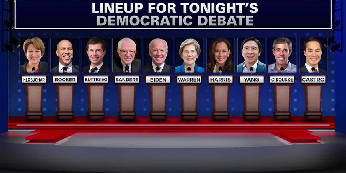 2020 state of play on debate day