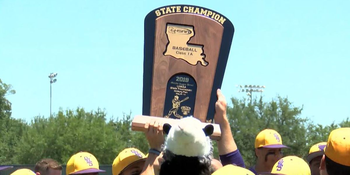 Lake Charles and Sulphur selected as host sites for LHSAA basketball and baseball state championships