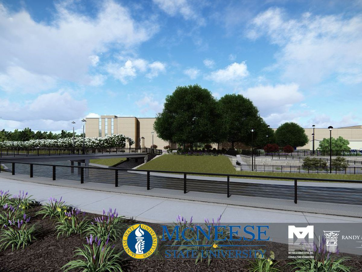 Contraband Bayou restoration project to start this year at McNeese