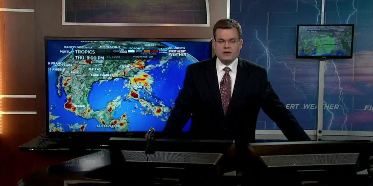TROPICAL UPDATE: Friday morning look at what's going on the Atlantic