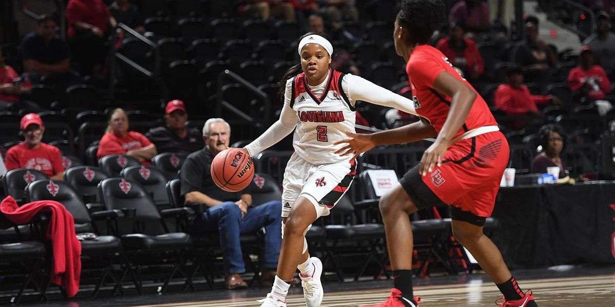 Barbe alum Brandi Williams named Sun Belt Freshman Of The Year