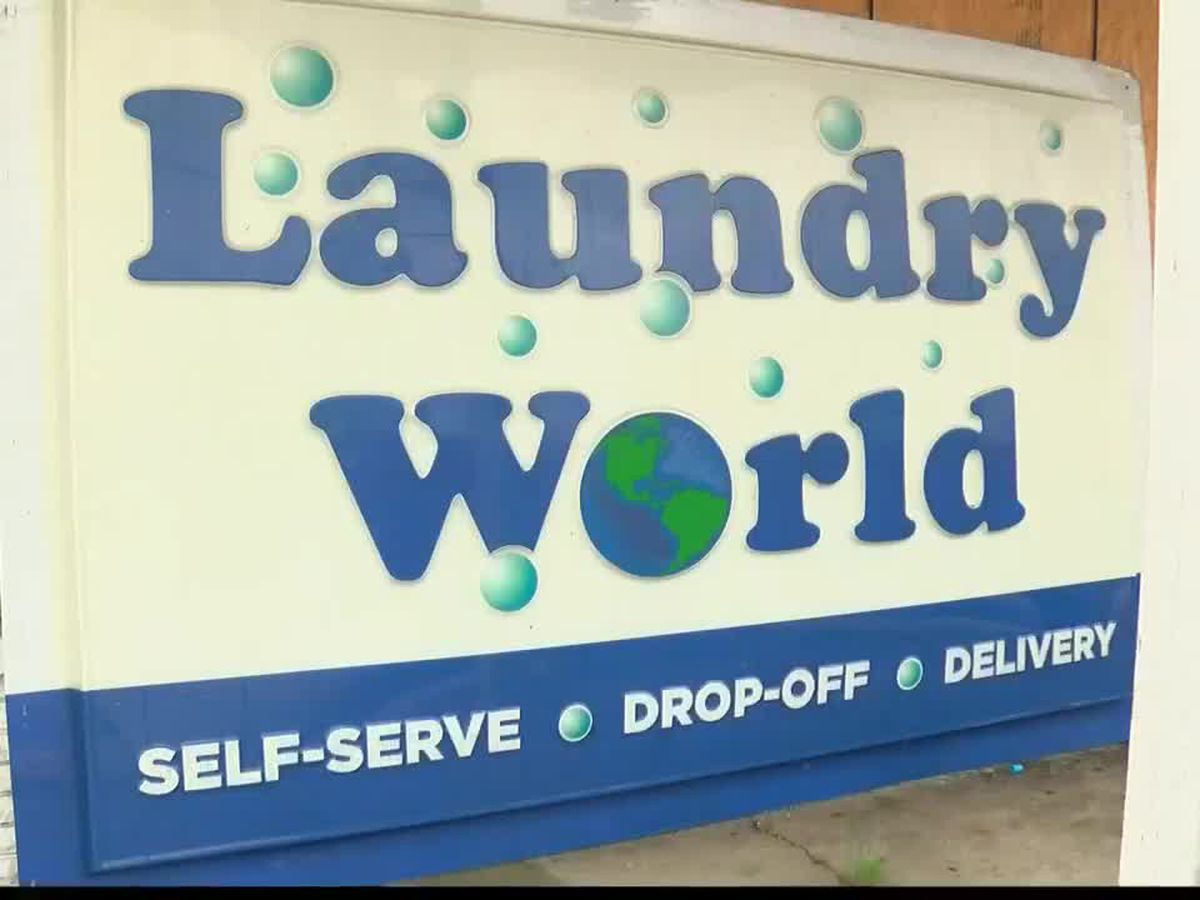 LAUNDRY WORLD PREPARING FOR A COMEBACK