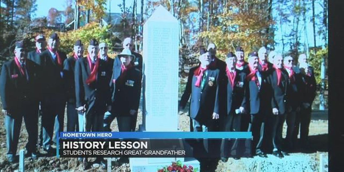 St. Louis High students learn history first-hand