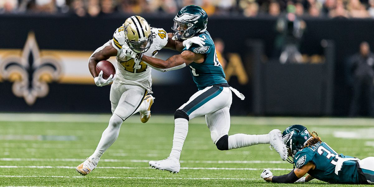 Saints intensity doesn't change just because it's a bye week