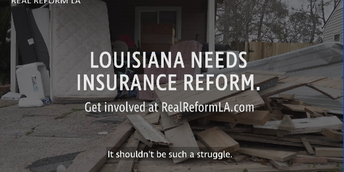 "Real Reform consumer group fighting for those in ""insurance purgatory"""