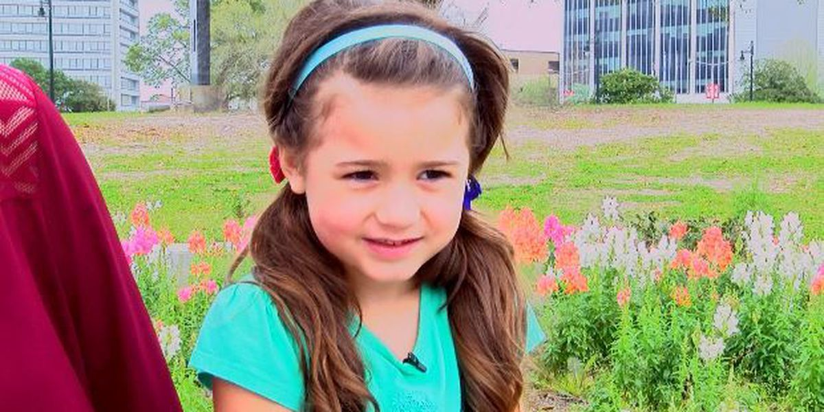 4-year-old wants donations for her birthday to purchase a wheelchair for Ainsley's Angels