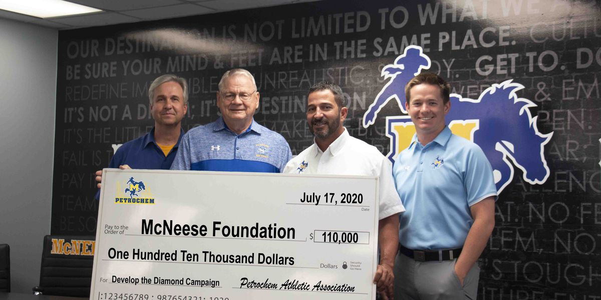 McNeese softball renovating facilities thanks to Petrochem Athletic Association and Joe Miller donations