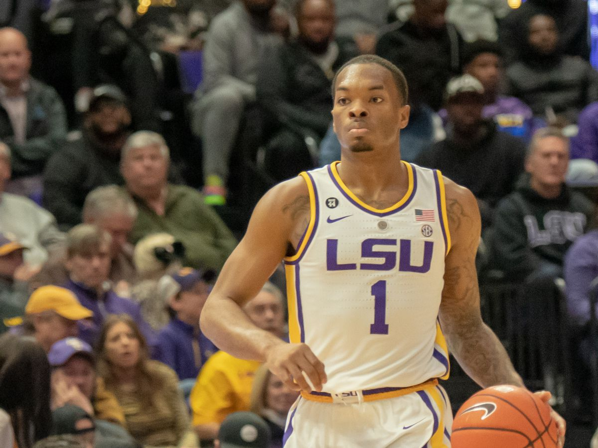 LSU's Javonte Smart entering NBA Draft