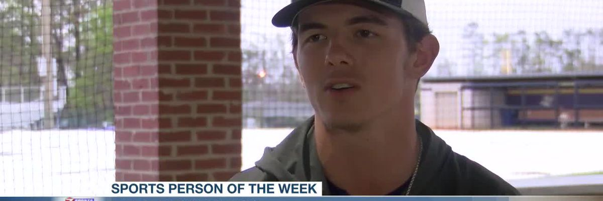 Sports Person of the Week - Andrew Glass