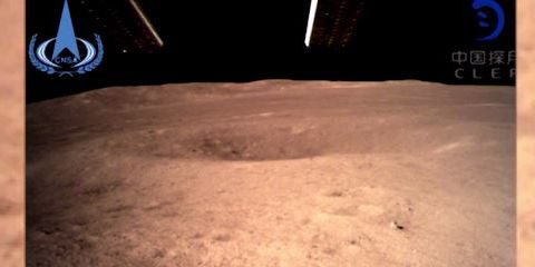 China becomes first country to land spacecraft on far side of moon