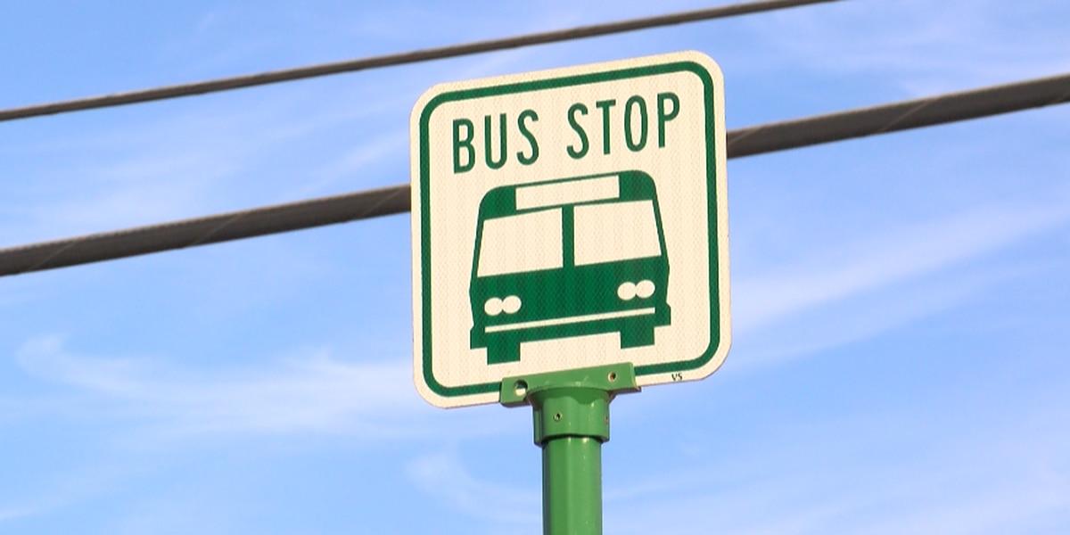 City of Lake Charles bus stops get upgrades