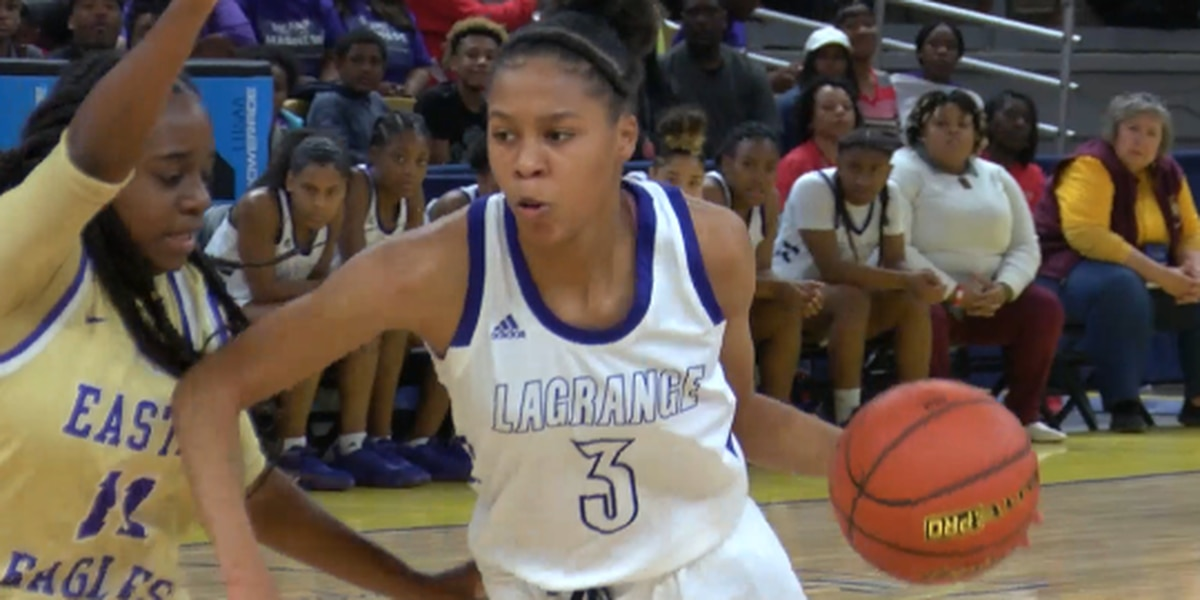 LaGrange Lady Gators win first-ever 4A State Title