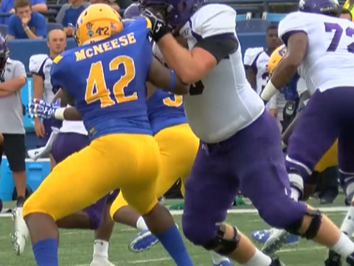 No. 10 McNeese prepares for Stephen F. Austin
