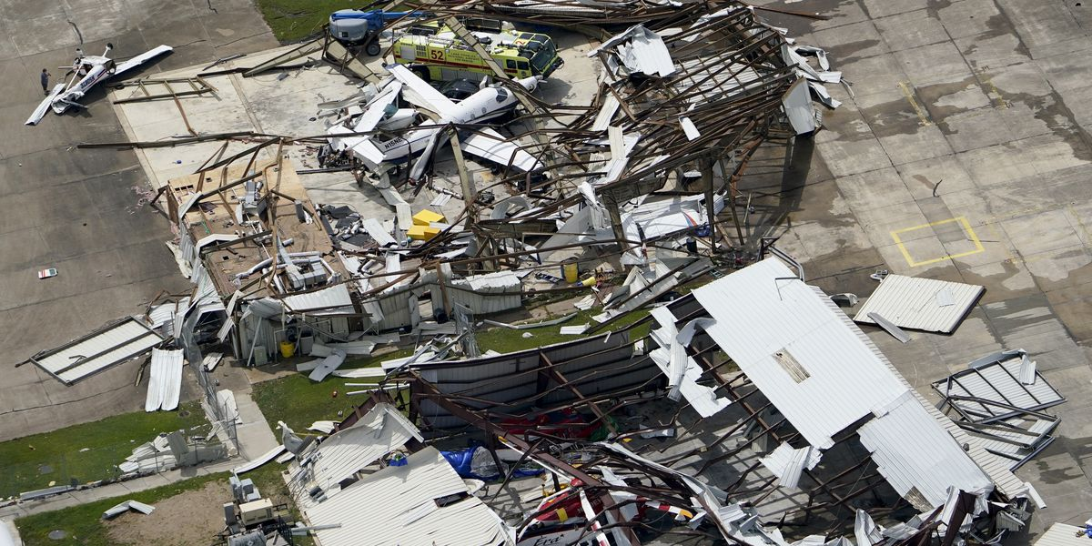 State of La. launches website for updates on Hurricane Laura recovery efforts