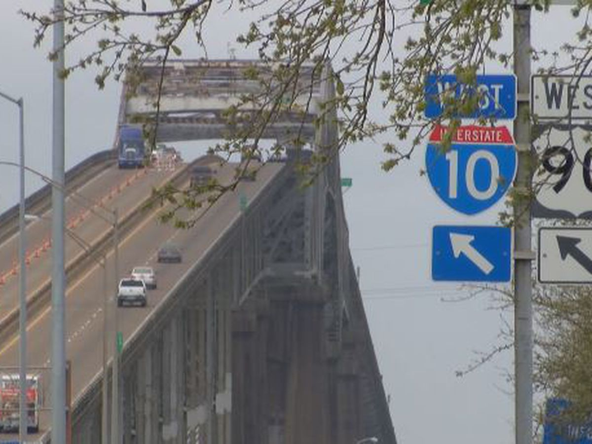 Mayor Hunter on I-10 bridge, 'It's an American problem'