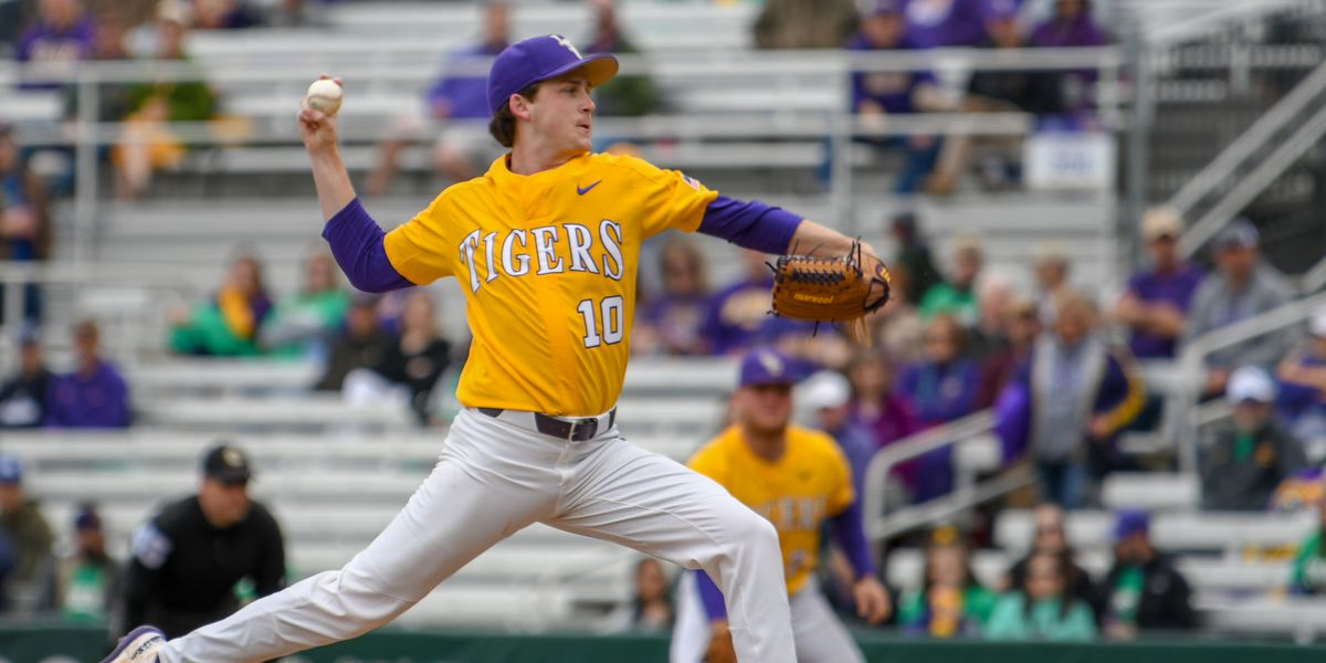 LSU Baseball: March 25 National Polls