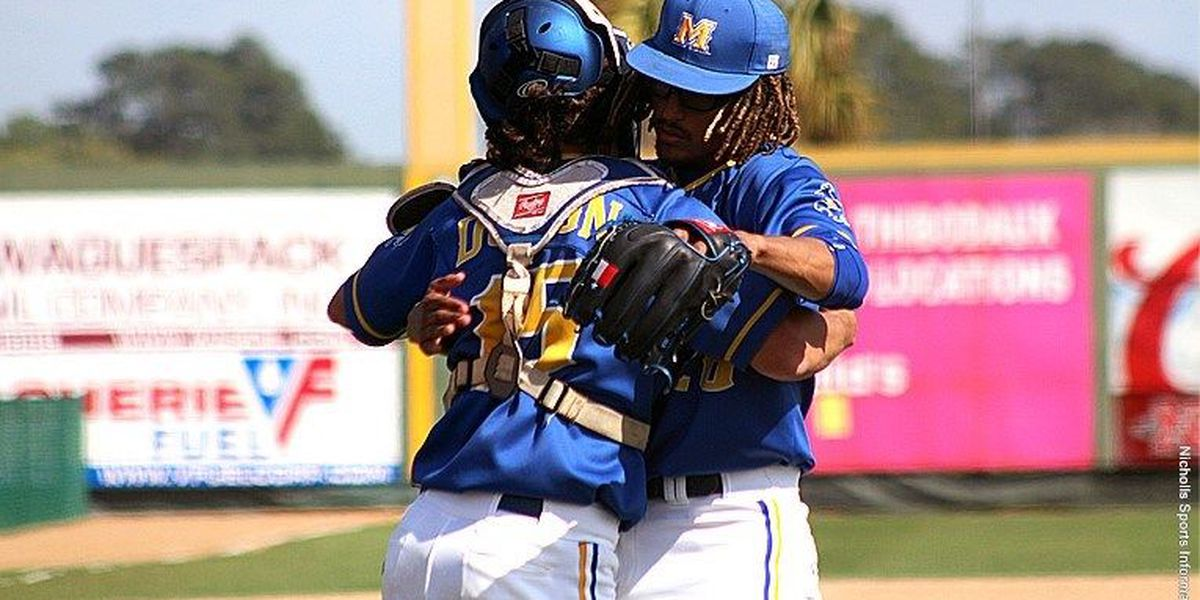 Four-run 9th lifts McNeese to 5-4 win over Nicholls
