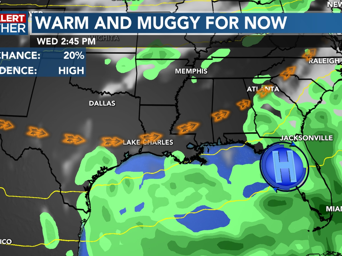 First Alert Forecast: Warm pattern remains in place with fog likely overnight into the morning.