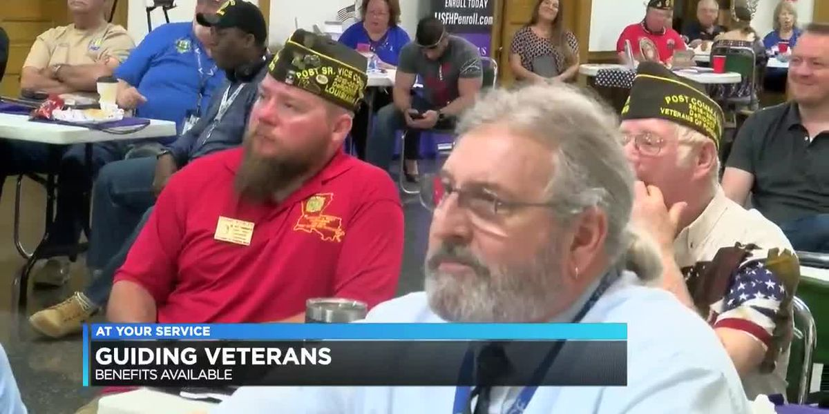 La. Veterans Affairs Department heads here to discuss benefits and services