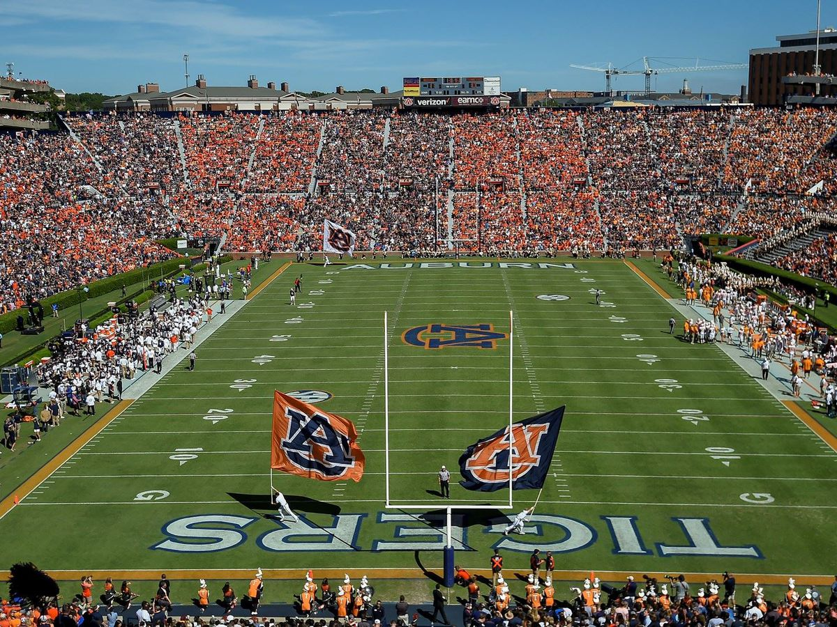Auburn announces changes to stadium capacity, tailgating for 2020 football season