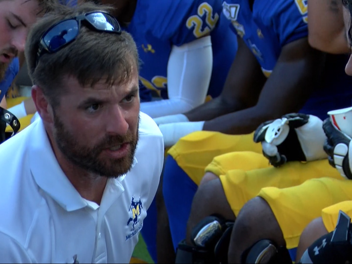 McNeese's Matt Mattox to join UTSA staff as run game coordinator