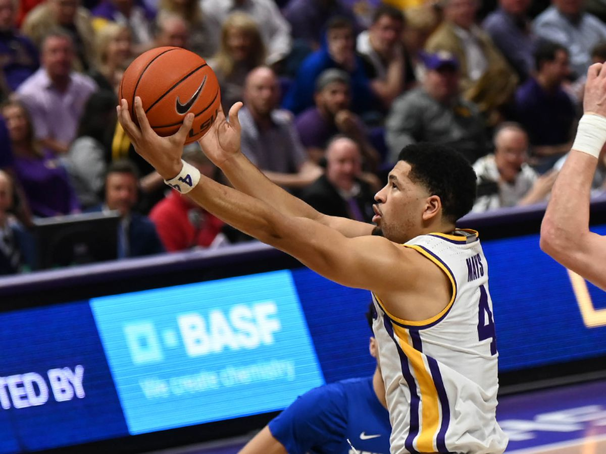 LSU comes up just short against No. 10 Kentucky
