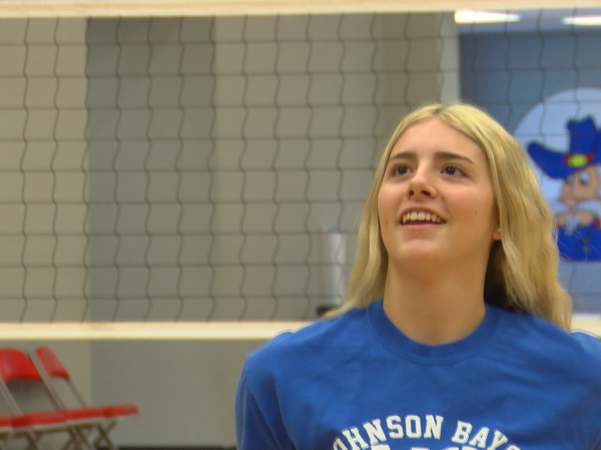Sports Person of the Week - Gracie Young