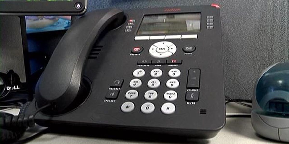 Iowa Police Department's phones are back in service